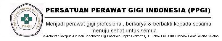 Lowongan Persatuan Perawat Gigi Indonesia